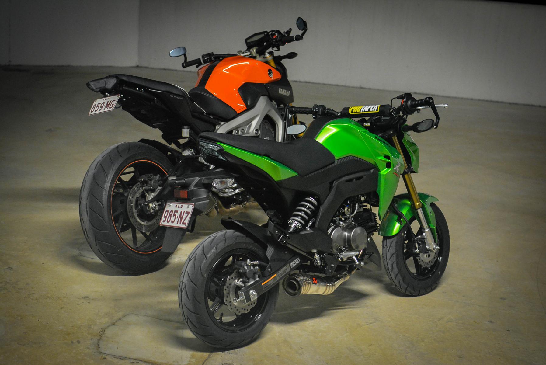 2017 Kawasaki Z125 Pro >> What Did You Do To Your Kawasaki Z125 Today? - Kawasaki Z125 Forum