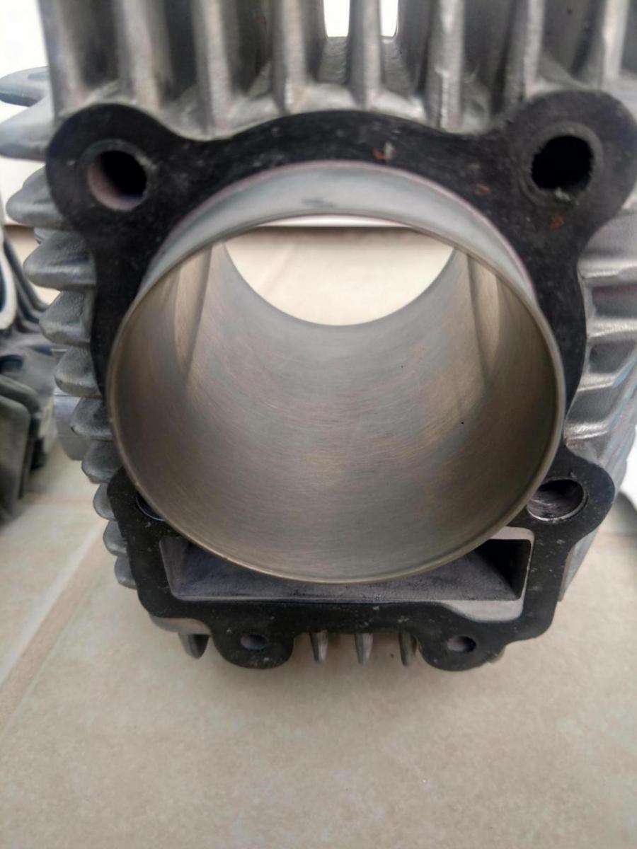 TBparts V2 Complete Race Head kit & 143 cylinder - Kawasaki